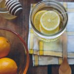 Honey and lemon kitchen